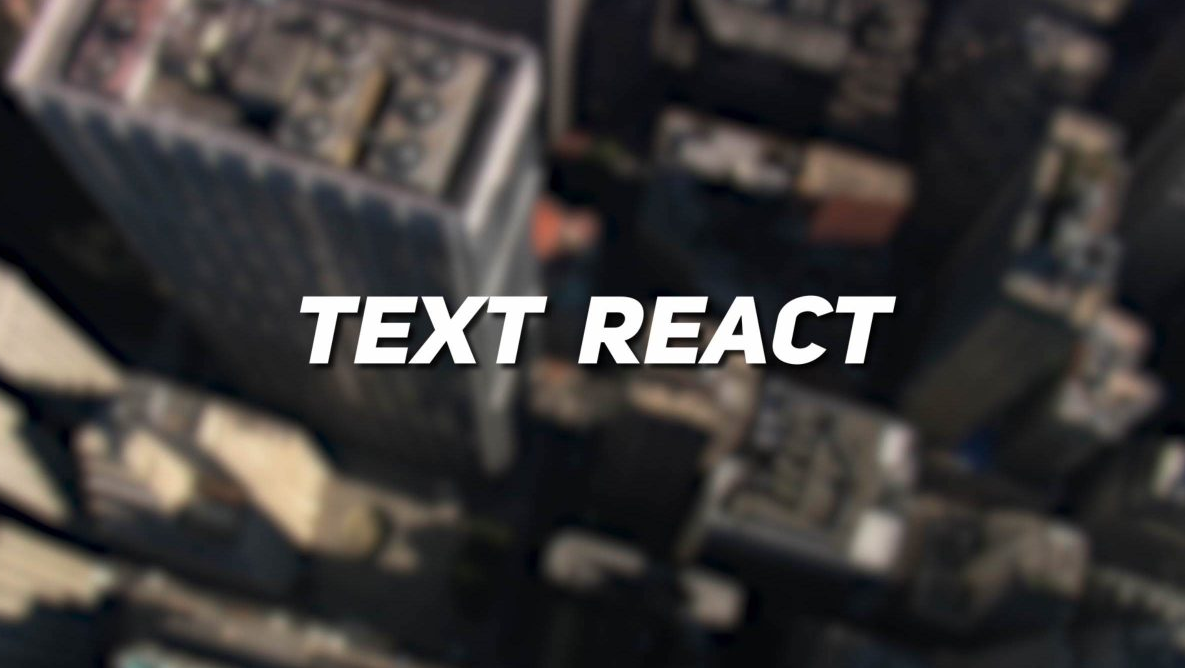 2607c42a How to Make Text React to Music With After Effects Expressions - Pond5  Contributor Portal